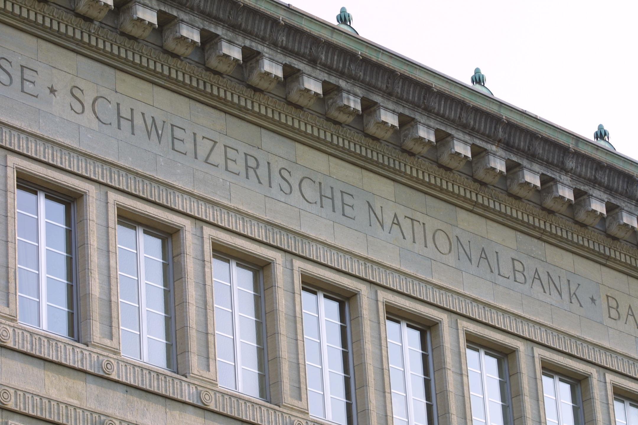 SNB hat 2019 wieder stärker am Devisenmarkt interveniert