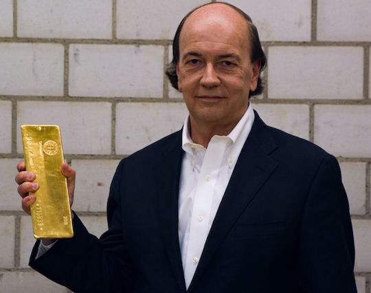 Why Gold Is Safe Haven Money And Will Go Over $3,000/oz – Jim Rickards