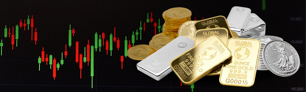 Gold futures end a stone's throw away from a record