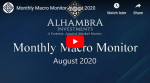 Monthly Macro Monitor August 2020