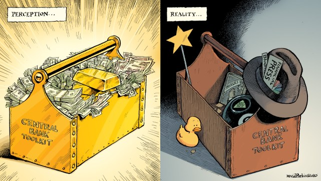 Reopening Inertia, Asian Dollar Style (Still Waiting On The Crash)