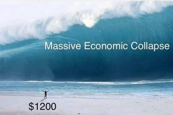 Deflation of the Citizenry's Hard Assets Will Be a Huge Buying Opportunity for Insider Power Elites