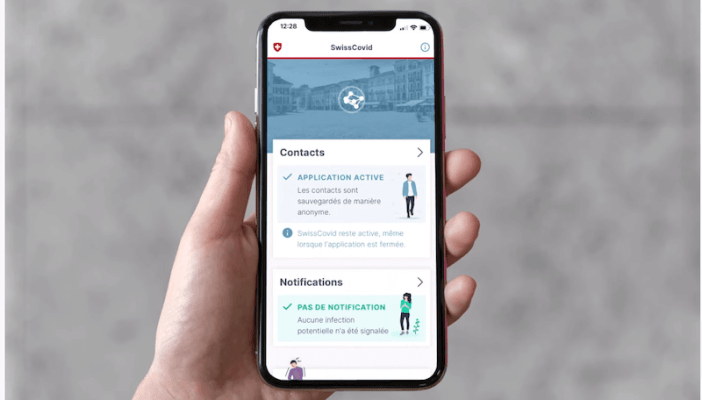 Initiative against Swiss Covid app fails