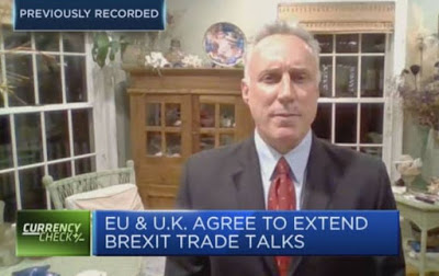 Cool Video: CNBC-Asia--Brexit, Sterling, the Euro, and Dollar
