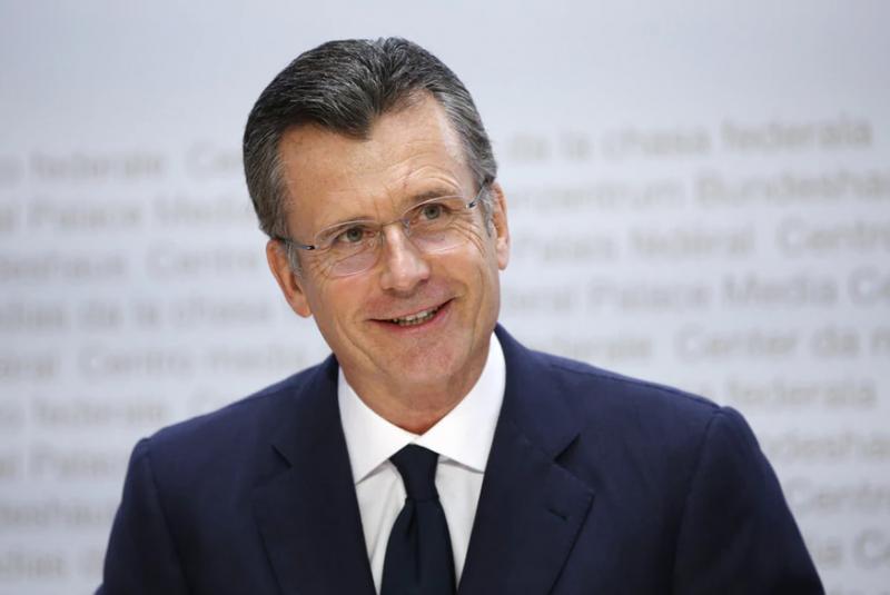 Former Swiss National Bank Chairman Philipp Hildebrand