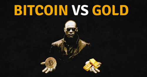 Bitcoin Versus Gold: A Tired Debate