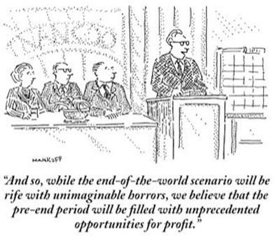 Cartoon Profit